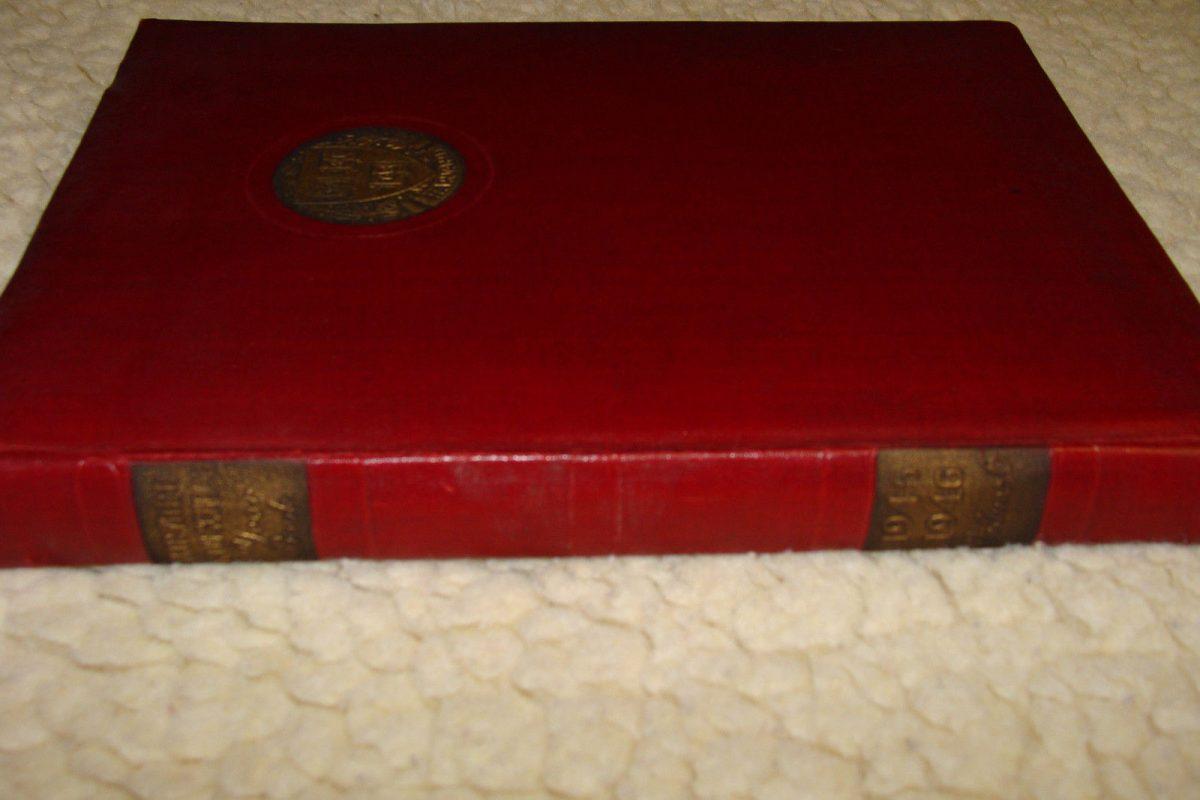 Harvard Law School Yearbook volume six 1945-1946
