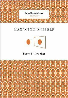 managing oneself by peter f drucker pdf