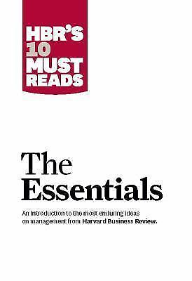 HBR'S 10 Must Reads: The Essentials by Harvard Business Review 1