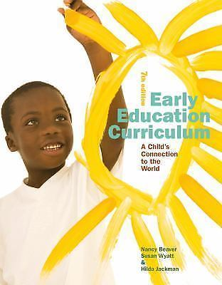 Early Education Curriculum: A Child's Connection to the World (MindTap Course L