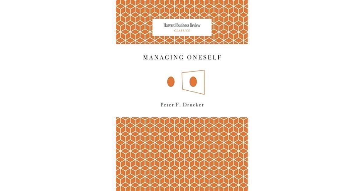 Managing Oneself [Harvard Business Review Classics] PDF Ebook E-Book Edelivery