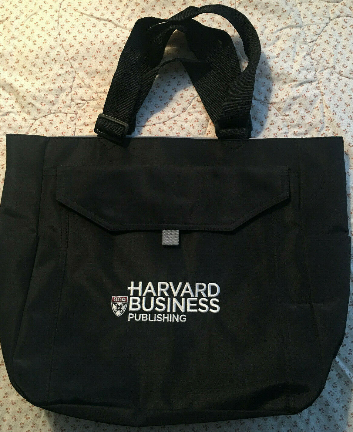 HARVARD Business Publishing Tote, Laptop, Business Carry Bag