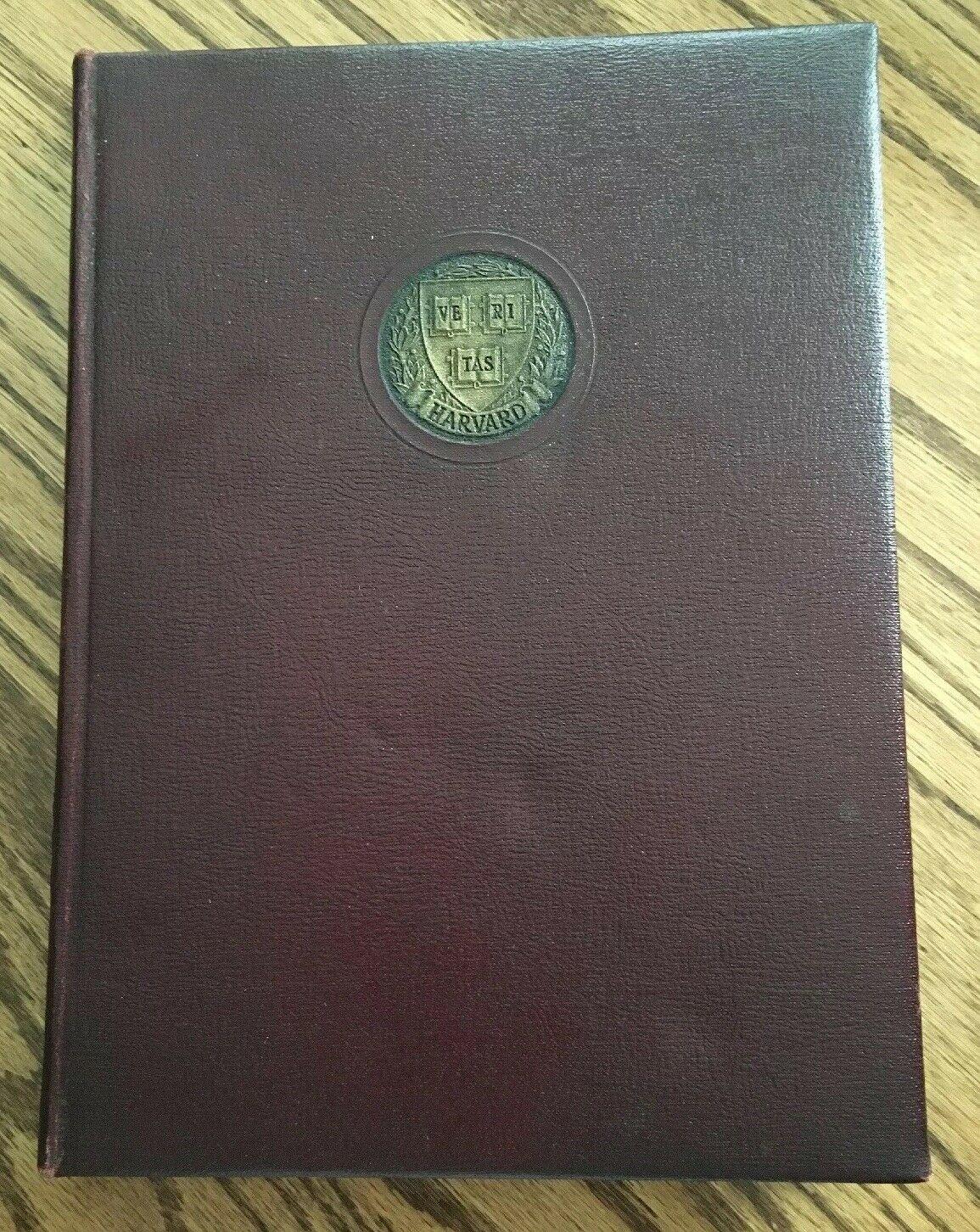 1947 HARVARD UNIVERSITY LAW SCHOOL YEARBOOK