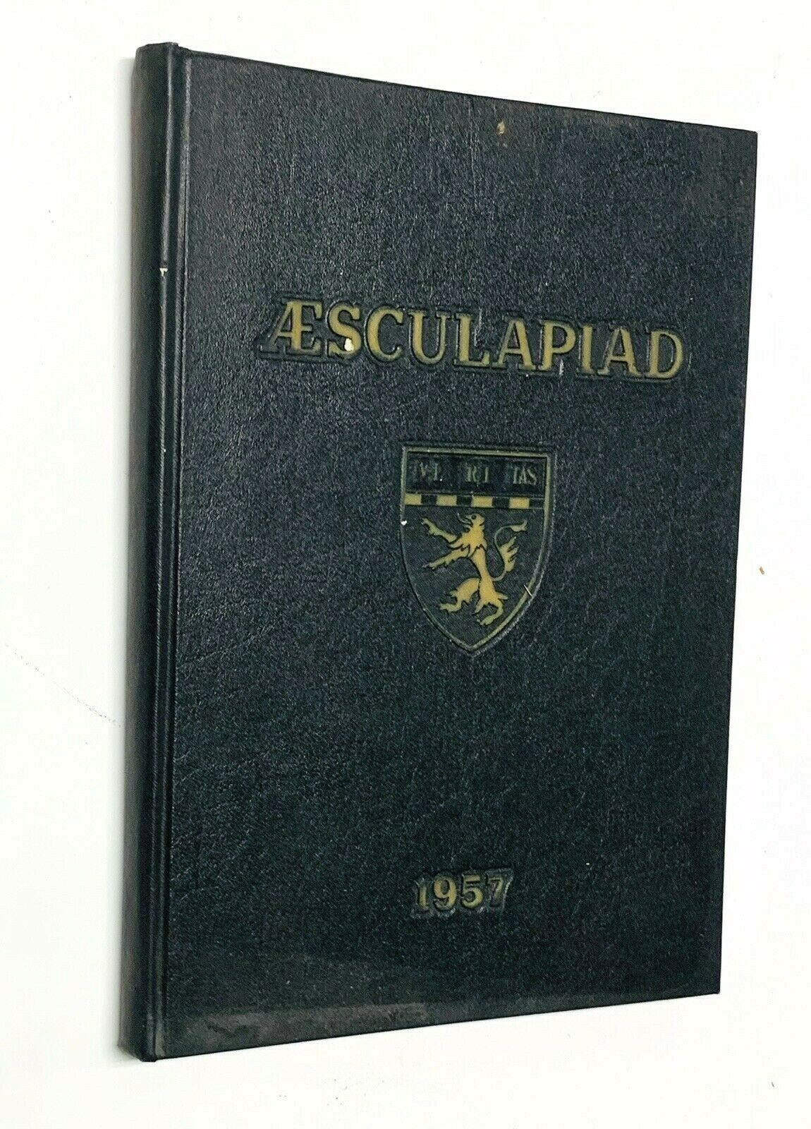 HARVARD Medical School Yearbook (1957) Aesculapiad Dental School 1