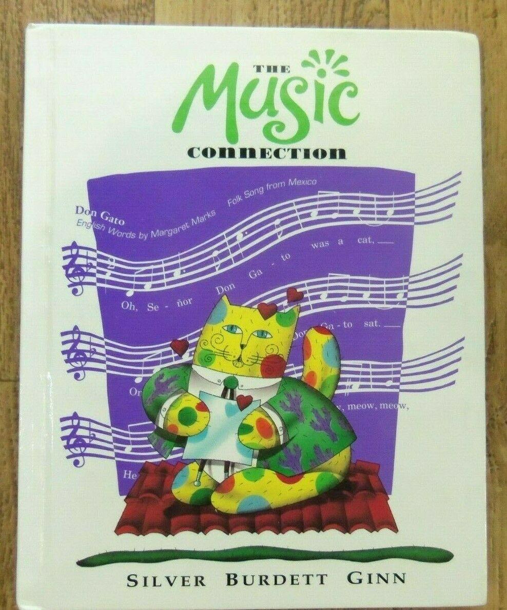 Silver Burdett Ginn The Music Connection Third Grade Educational Books
