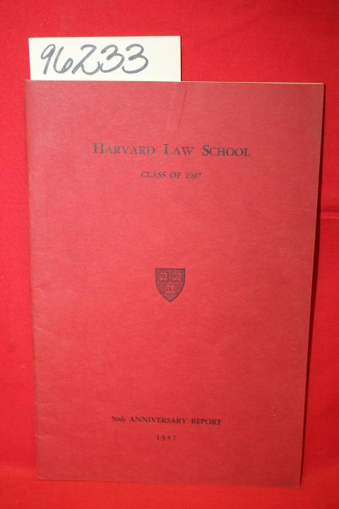 Harvard Law School; Rice, ... Harvard Law School Cla... 1