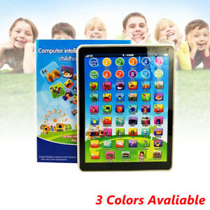 Kid Children Tablet Mini Pad Educational Learning Toys for Baby (Random Color) 1