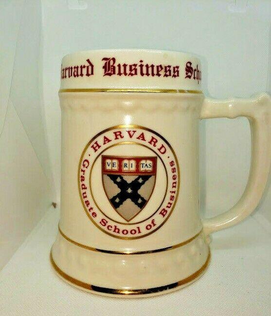 Harvard Business School Graduate of Business Stein/Mug EUC