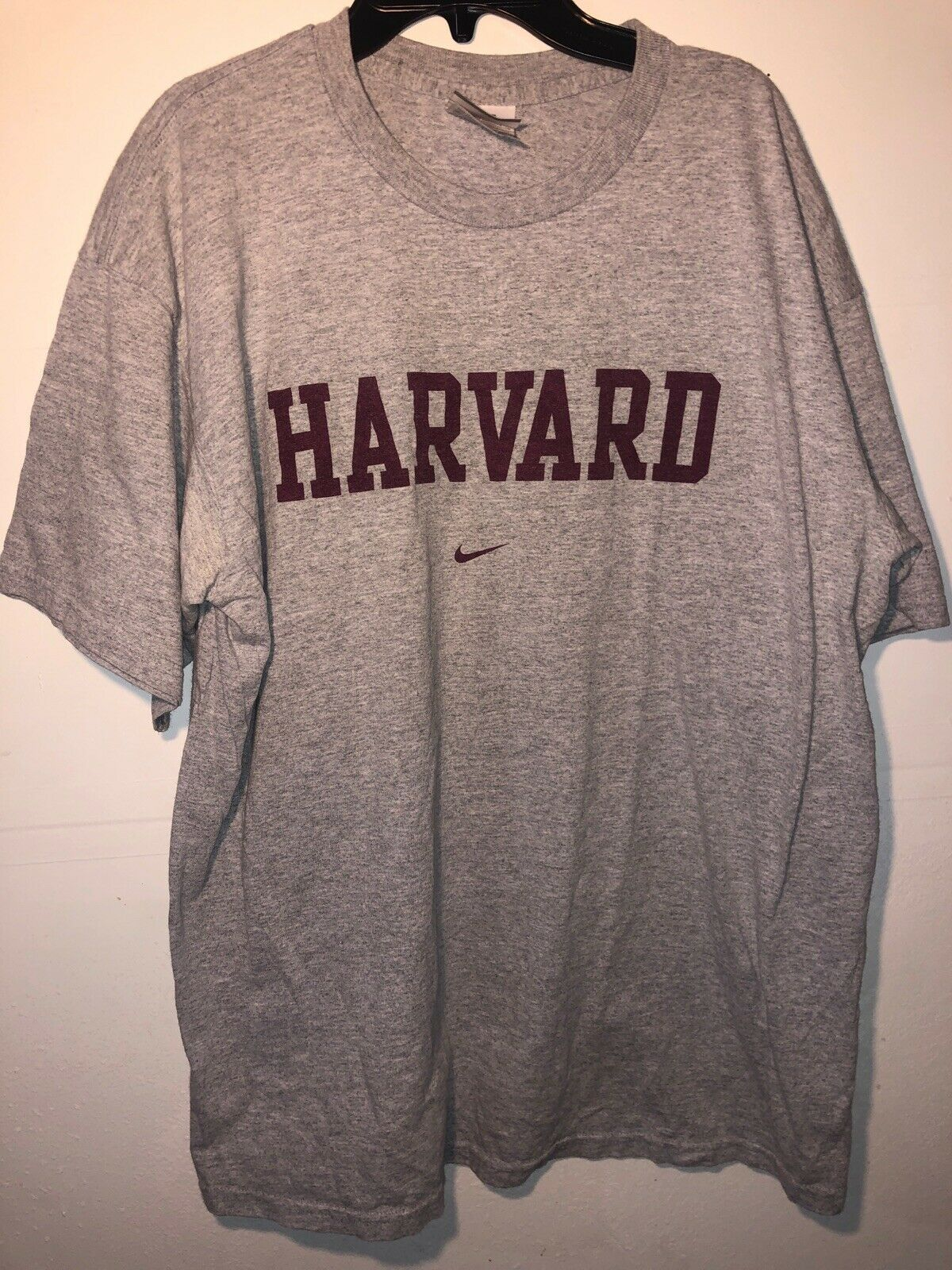 HARVARD UNIVERSITY VINTAGE 90s GRAY COLLEGE SEAL SWEATSHIRT SMALL 1