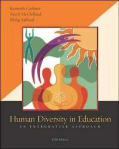Human Diversity in Education : An Integrative Approach with PowerWeb by... 1
