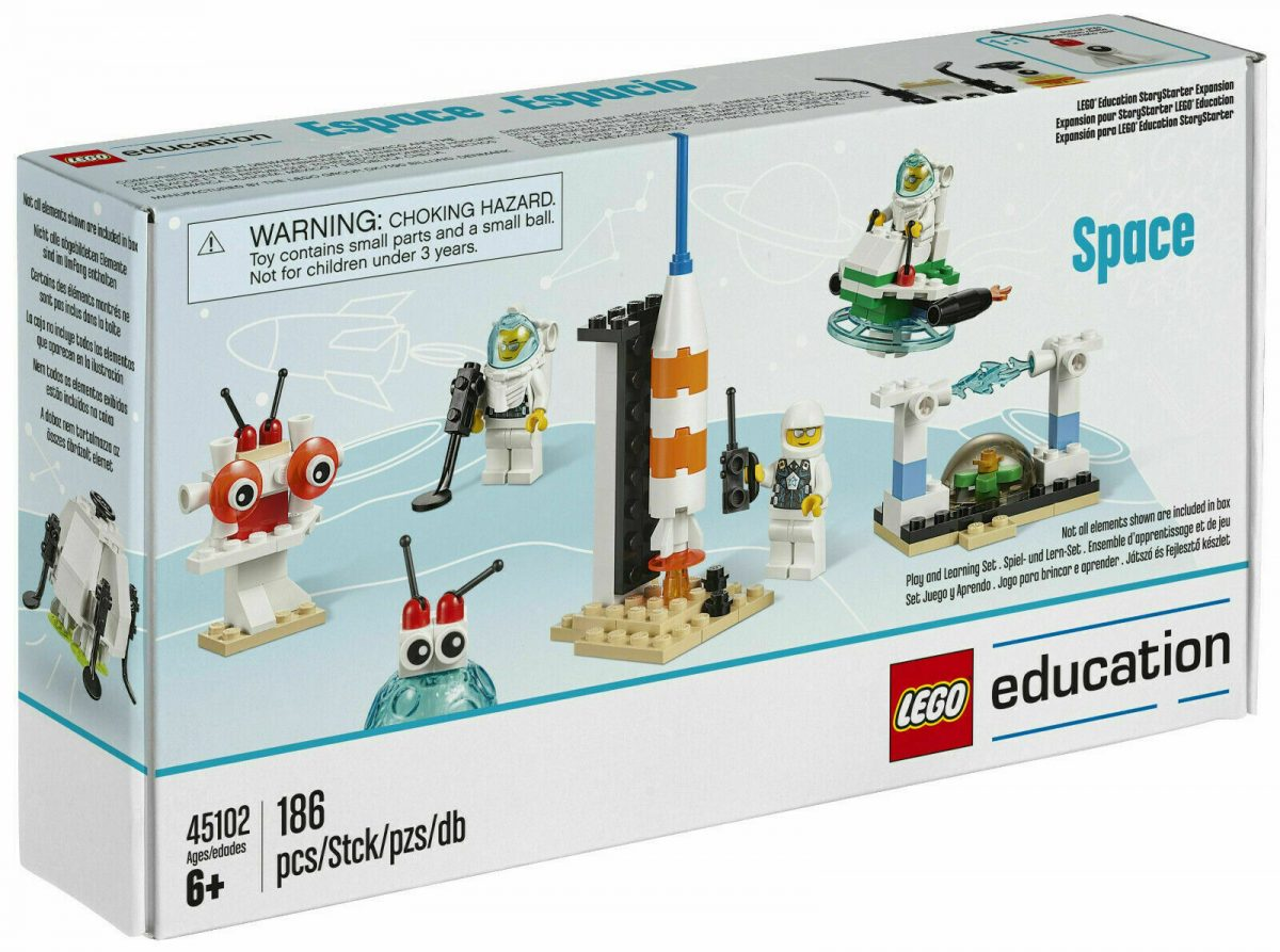 Lego Education Space Expansion Set 45102 1