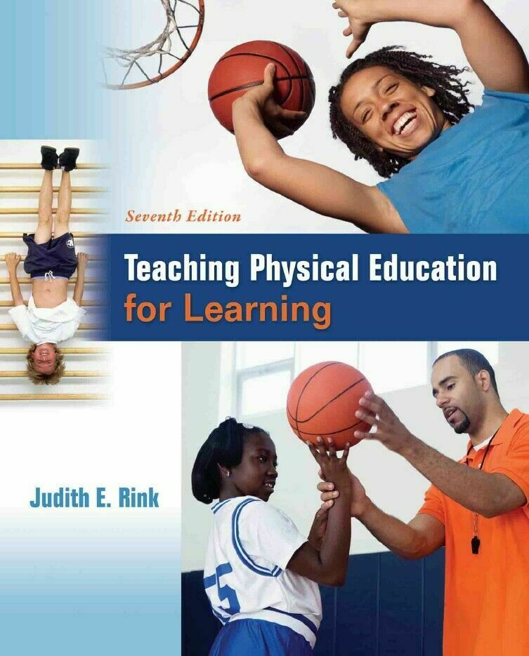 Teaching Physical Education for Learning - 7th Edition 1