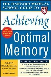 NEW – Harvard Medical School Guide to Achieving Optimal Memory