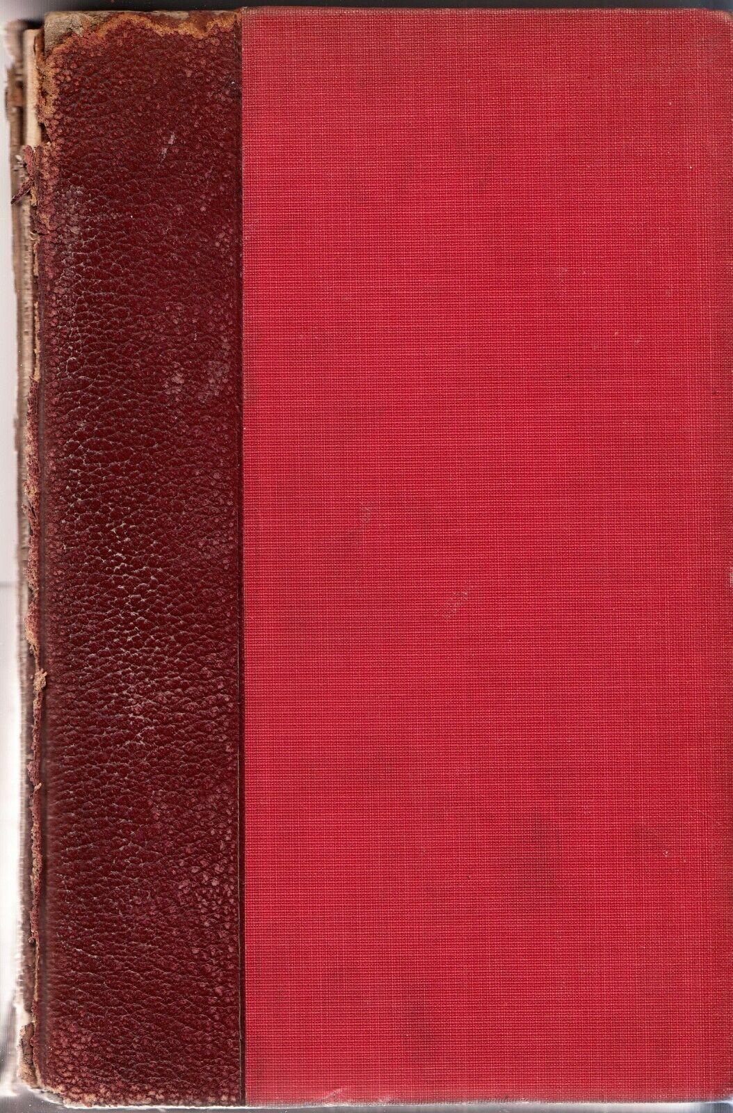 Harvard Medical School History Narrative Documentary. 1782-1905 Volume 3 H/C