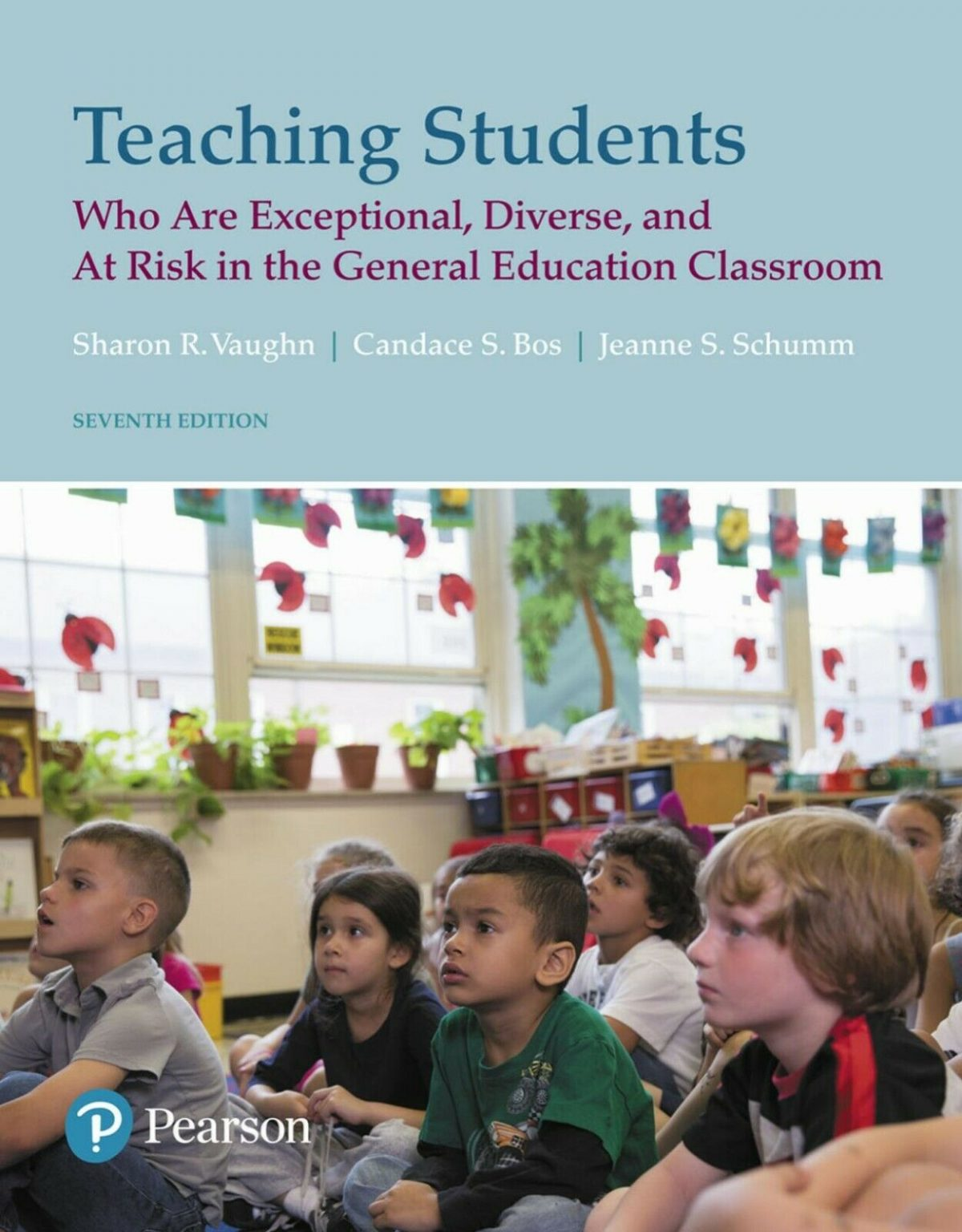 Teaching Students Who are Exceptional Diverse and At Risk General Education