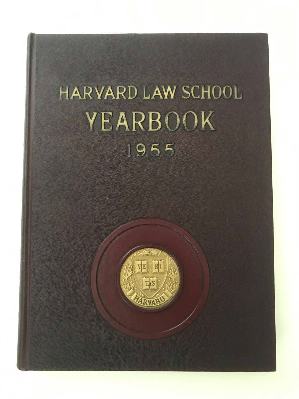 1955 Harvard Law School, Harvard U Cambridge MA Yearbook