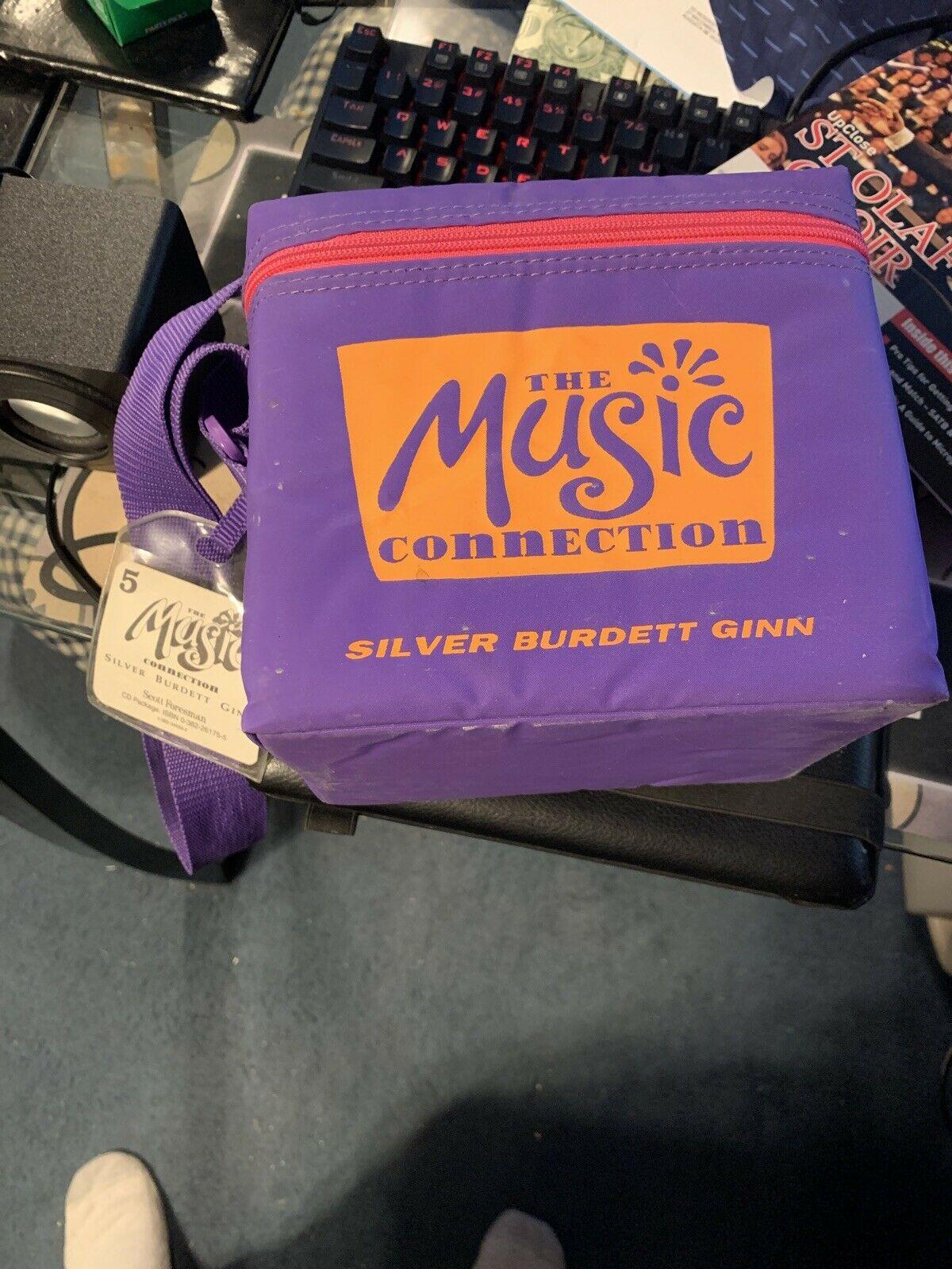 Silver Burdett Ginn The Music Connection 12 CD Set Fifth Grade Educational 1