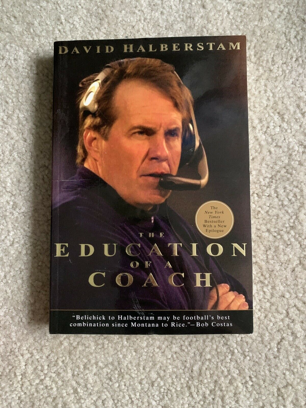 The Education of a Coach 1
