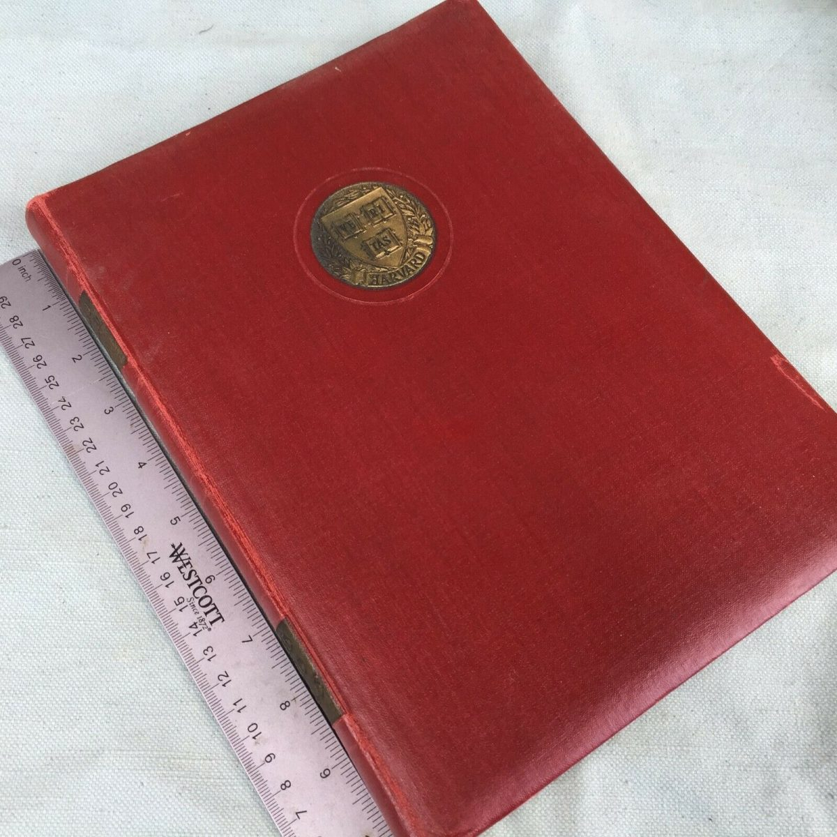 Harvard University Law School Yearbook 1945 1946 College Class Album Annual VTG