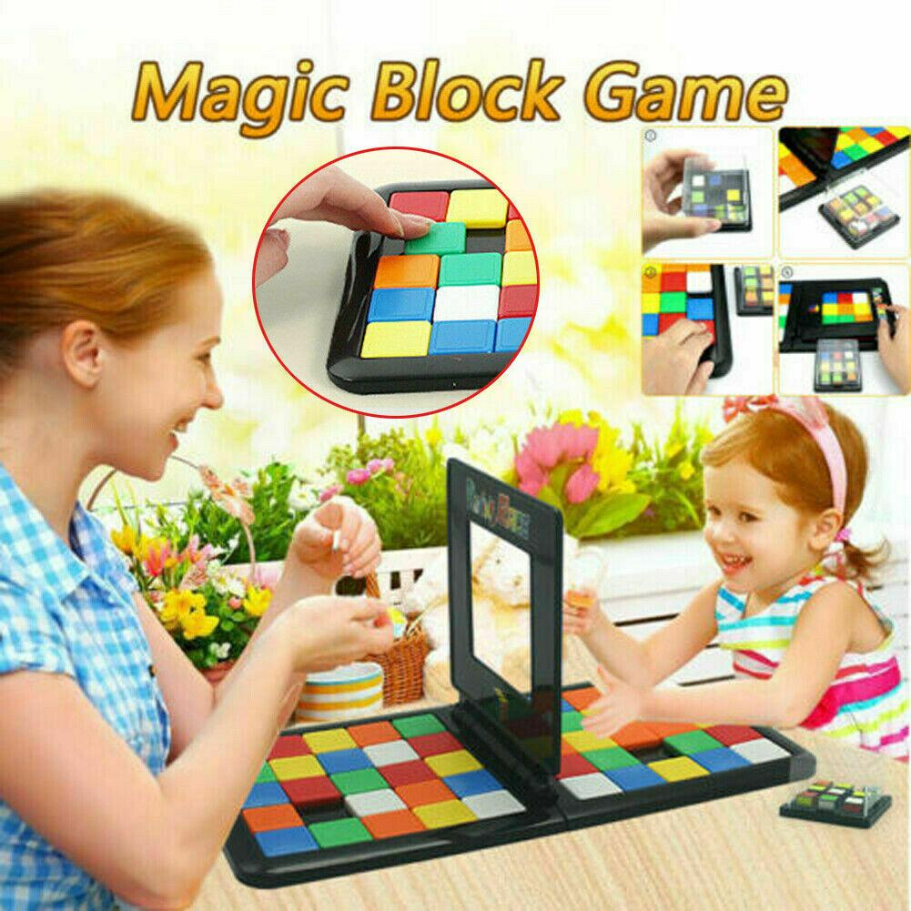 Magic Block Game Toys Educational Games Develop Brains Intelligent Kids 1