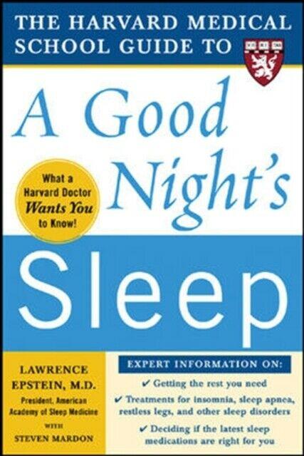 HARVARD MEDICAL SCHOOL GD/GOOD NIGHTS SL 1