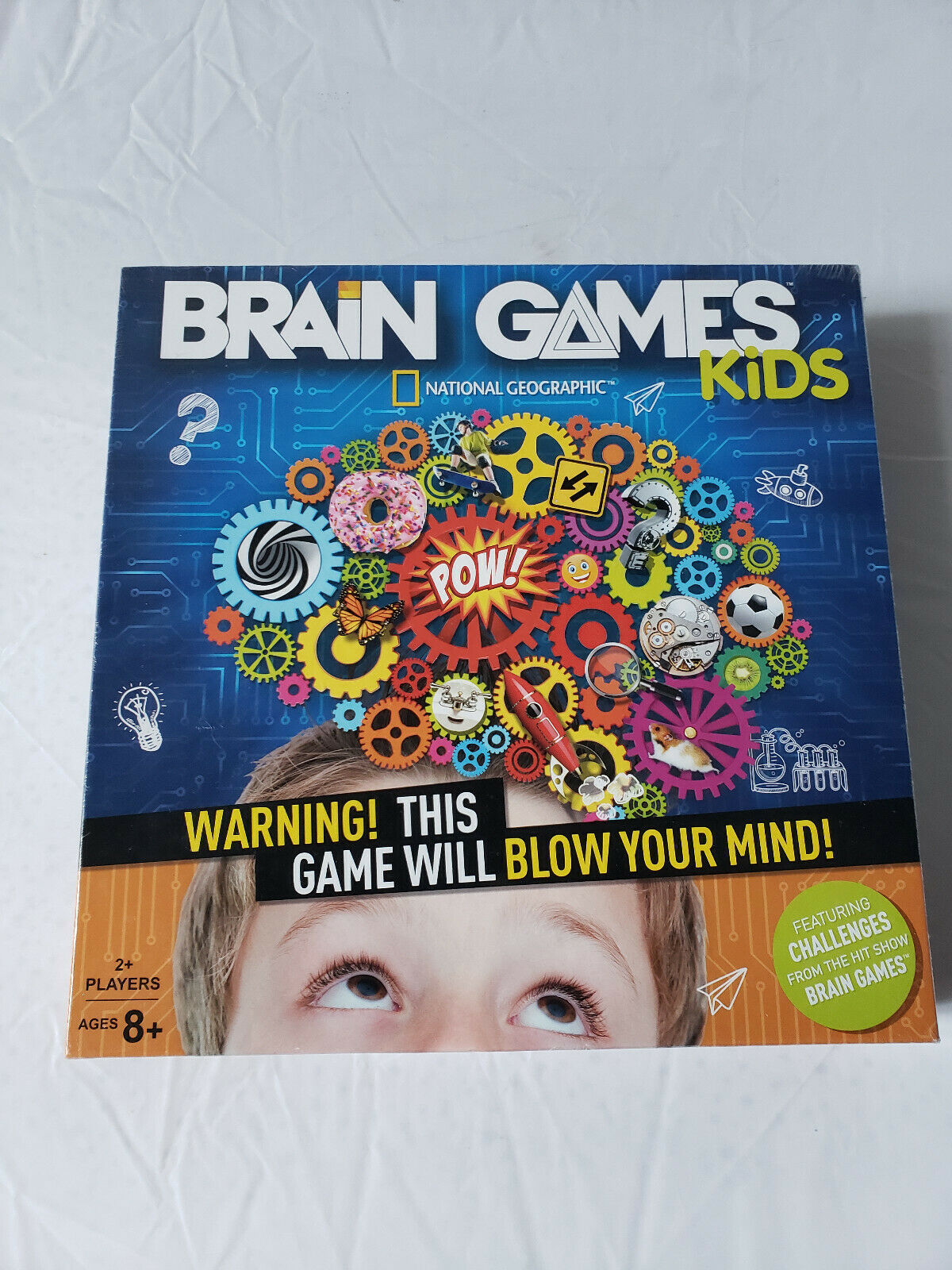 Buffalo Games Brain Games Kids - National Geographic 1