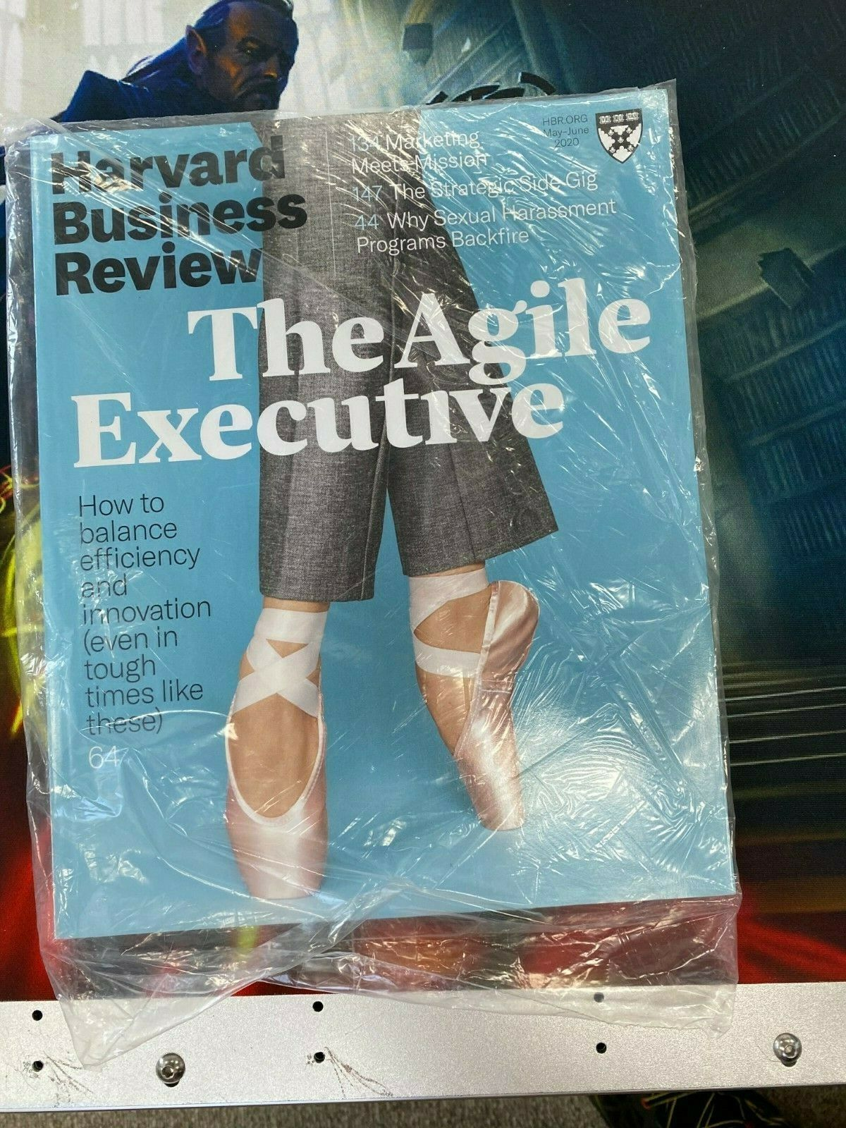 Harvard Business Review HBR Magazine May-June 2020